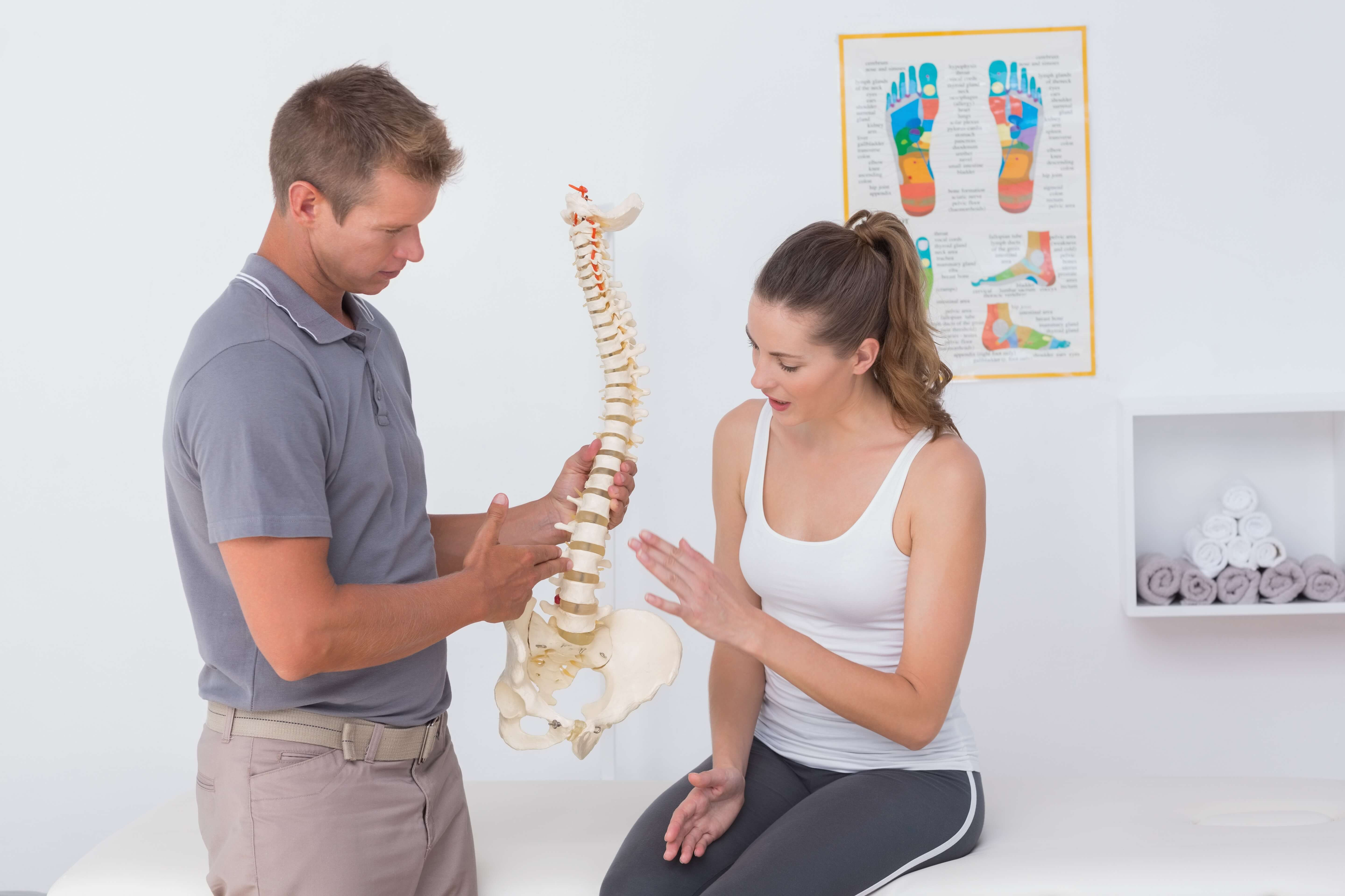 herniated discs may be causing your back pain